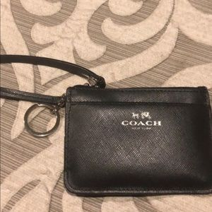 BRAND NEW COACH SIGNATURE MINI SKINNY ID HOLDER